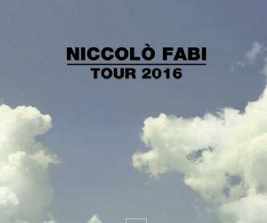 Fa tappa all'Auditorium Parco della Musica il tour teatrale 2016 di Niccolò Fabi