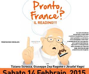 Massimiliano Ciarrocca con un reading tratto dal suo ultimo libro