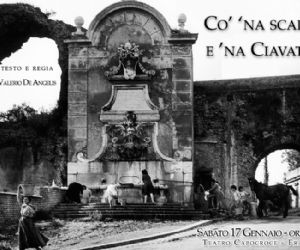 Spettacolo scritto e diretto da Valerio De Angelis