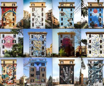 Visite guidate - Street Art a Tor Marancia