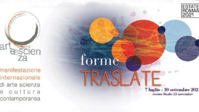Festival - Forme Traslate. Appuntamenti autunnali