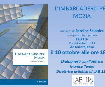 Presentazione del libro di Sabrina Sciabica