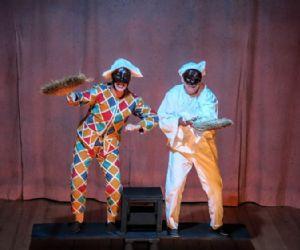 Il martedì e il mercoledì al Teatro Tor Bella Monaca la Commedia dell'Arte è protagonista