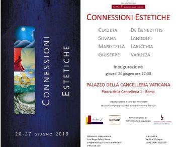 Mostre - Connessioni Estetiche