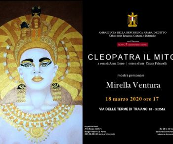 """Mostre - Cleopatra """"Il Mito"""""""