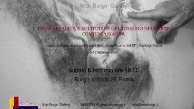 Gallerie - Trasversalità e solitudine del Disegno nell'Arte Contemporanea