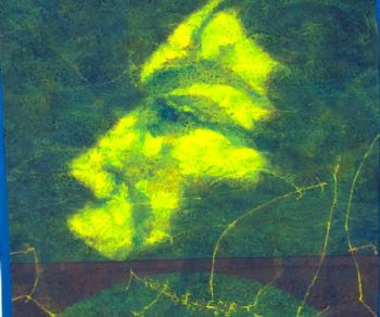 Un percorso d'arte che mette in rapporto le opere della pittrice Roberta Pugno e la ricerca sulla storia delle parole di Antonio Di Micco