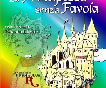 Spettacolo per bambini e ragazzi Scritto e Diretto da Veronica Liberale
