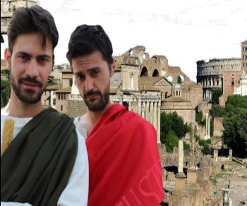 Visite guidate - Gli ImperAttori raccontanp Roma