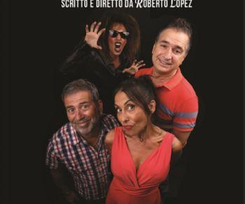 Latravolgente commedia di Roberto Lopez che vede trai protagonisti l'imitatore Gabriele Marconi