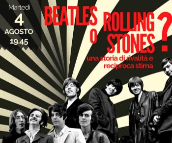 Rassegne - iMusic presenta: Beatles o Rolling Stones=