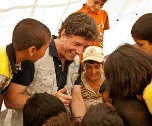 Il racconto dell'esperienza diretta del Portavoce dell'UNICEF Italia
