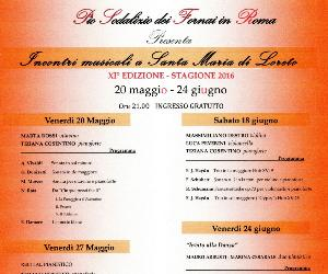 Concerto di Marina Cesarale e Mauro Arbusti