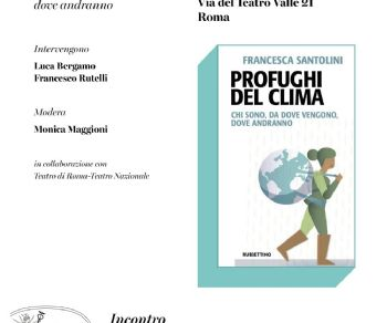 Presentazione del libro di Francesca Santolini
