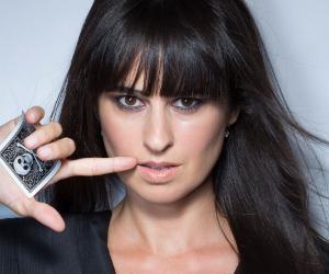 Il nuovo spettacolo della spagnola Inés la Maga