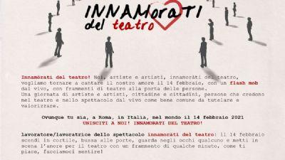 Attività - Innamorati del teatro