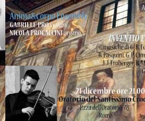 Concerti: Inventio et decoratio