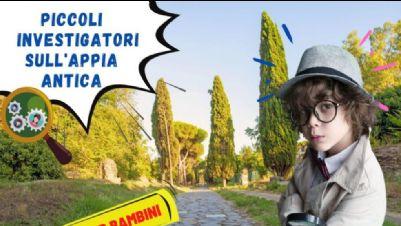 Visite guidate - Piccoli investigatori sull'Appia Antica