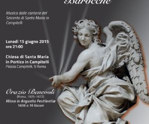 Concerti: Miracoli e suggestioni barocche