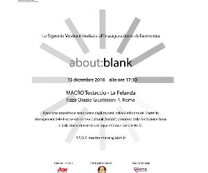 Mostre: about:blank