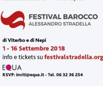 Festival: Festival Barocco Alessandro Stradella di Viterbo e Nepi
