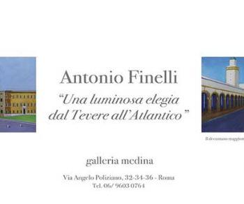 Gallerie: Antonio Finelli – Una luminosa elegia dal Tevere all'Atlantico