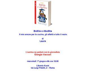 Presentazione del libro di Laura