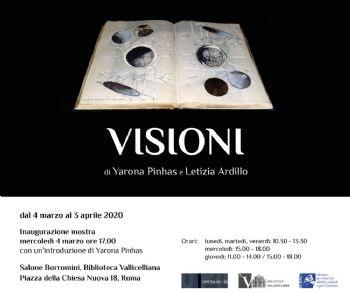 Mostre - Visioni