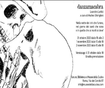Mostre - DanzaMacabra di Leandro Lottici