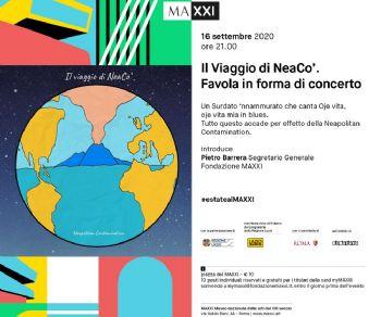 Concerti: La Favola di NeaCo'