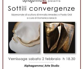 Bipersonale di scultura di Annalia Amedeo e Paola Grizi