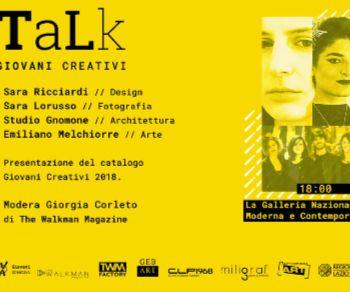 Altri eventi: Giovani creativi