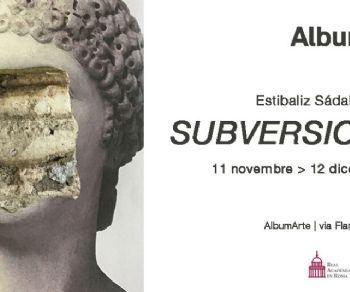 Gallerie - SUBVERSIONES | Estibaliz Sádaba Murguía