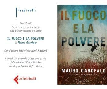 Mauro Garofalo presenta il suo libro con Neri Marcorè