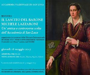 Mostre: Il Lascito del barone Michele Lazzaroni