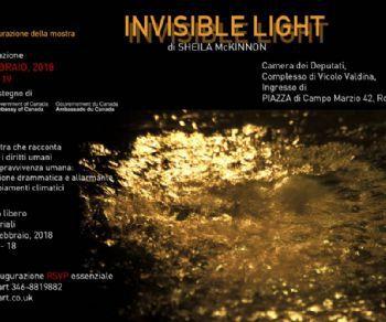 Mostre: Invisible light