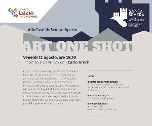 Mostre - ART ONE SHOT | Carlo Grechi