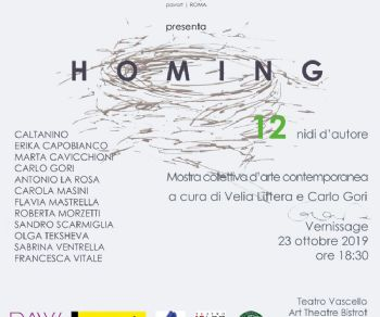 Locandina: Homing
