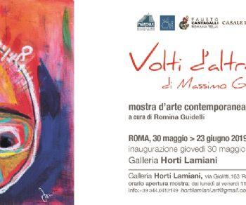 Gallerie - Massimo Giorgi. Volti d'altrove