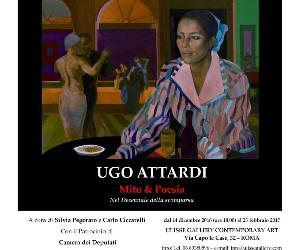 Gallerie: UGO ATTARDI – Mito & Poesia