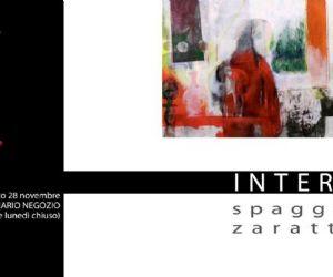 Opere di Marco Spaggiari e Luca Zarattini
