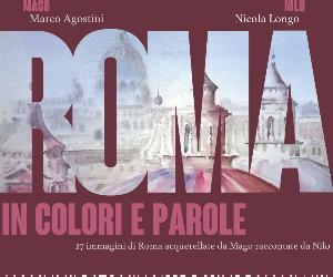 Mostre: Roma in colori e parole