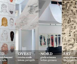 Gallerie: Nord/Sud/Est/Ovest: Gisela Weimann / Angiola Bonanni / Marie Filippovová / Cristina Ataíde