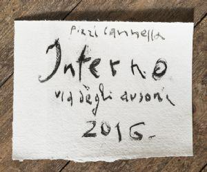 Mostra personale di Pizzi Cannella per i 10 anni di attività della Fondazione Pastificio Cerere