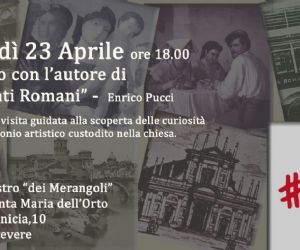 Dei Merangoli Editrice presenta il libro di Enrico Pucci