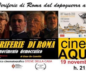Rassegne - Le Periferie di Roma e il Movimento Democratico