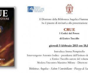 Presentazione del libro di Enrico Tuccillo
