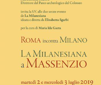 Festival - La Milanesiana a Roma