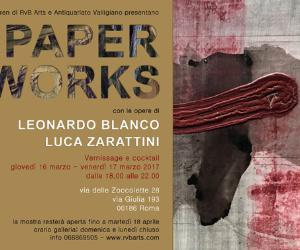 Gallerie - Paper Works