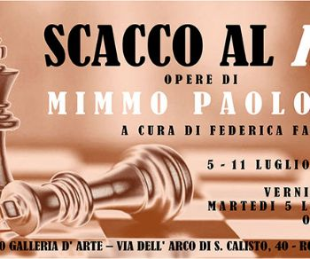 Gallerie - Scacco al Re